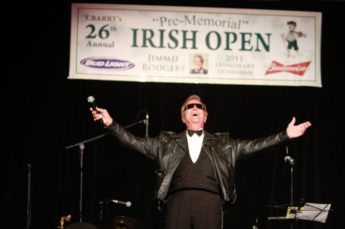 Pat Boone Irish Open
