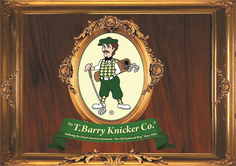 The Tbarry Knicker Co Golf Knickers and Golf attire