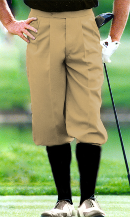 Executive Golf Knickers