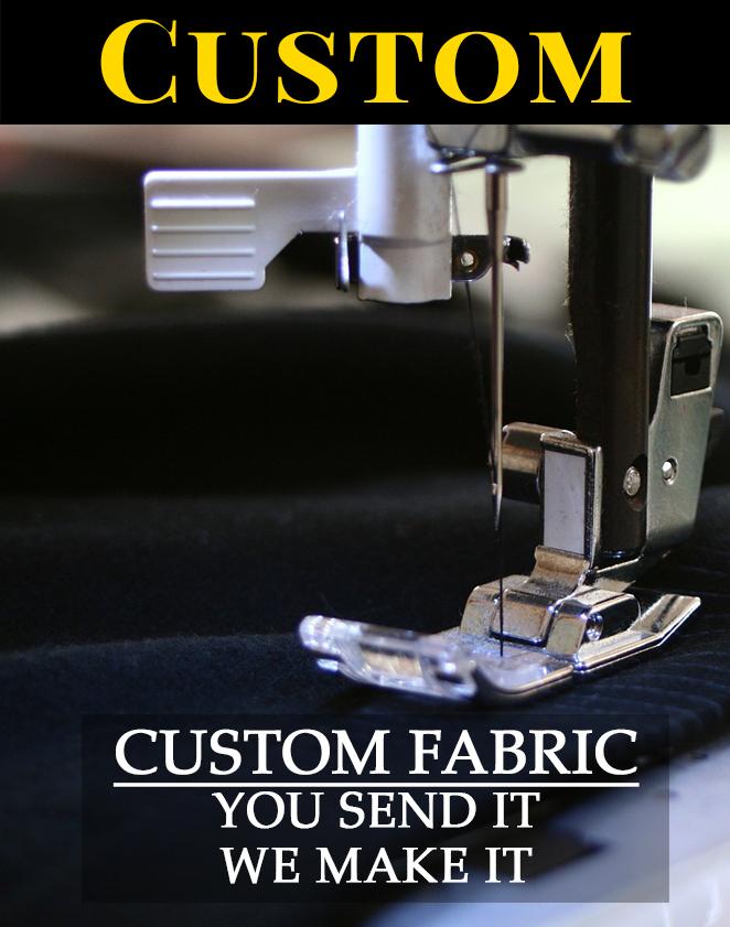 Golf Knickers Custom Fabric