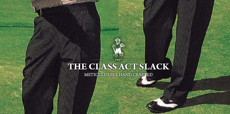 Golf and Sports Slacks - Golf Slacks, Custom Made