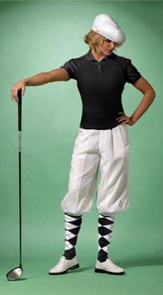 Women's Golf Knickers
