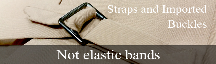 Quality Golf Knicker Straps