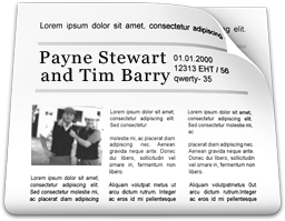 Payne Stewart Tbarry Golf Knickers article