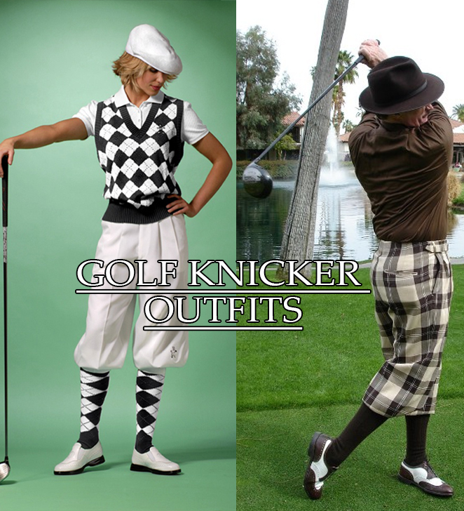 Golf Knicker Outfits
