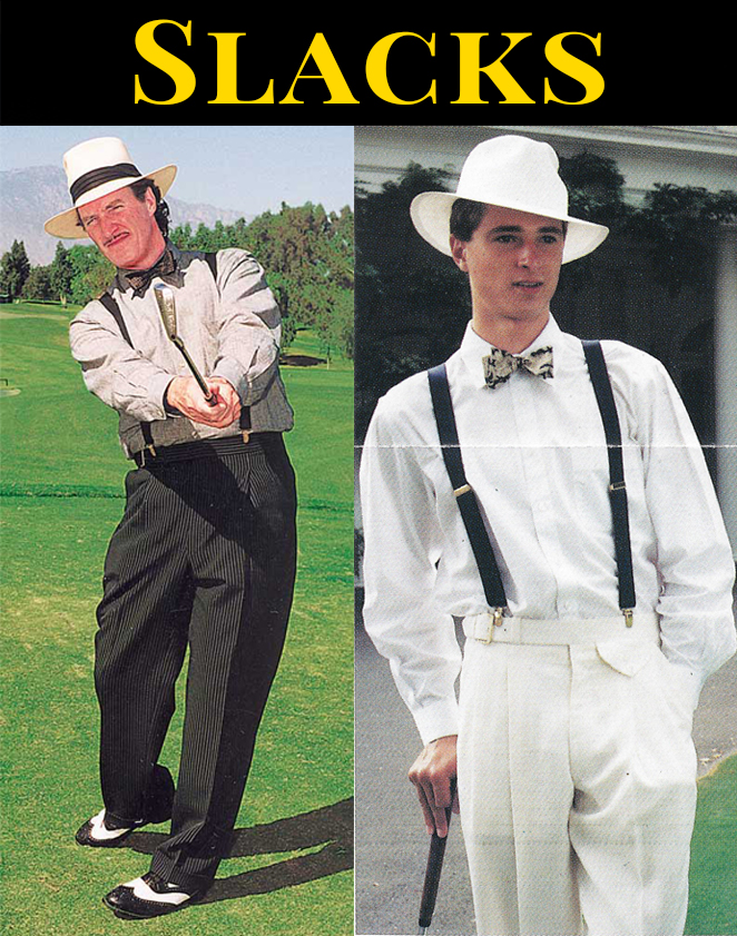 Golf Slacks