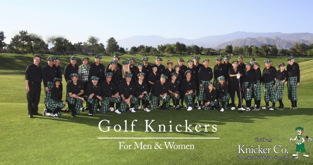 womens - Mens golf knickers