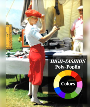 Ladies T.Barry Golf Knickers colors